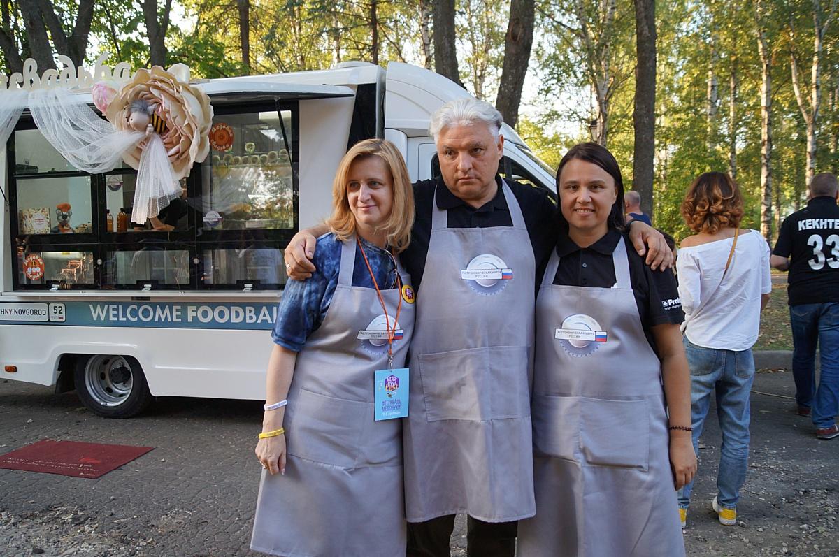 Специальный гость фестиваля Игорь Бухаров.