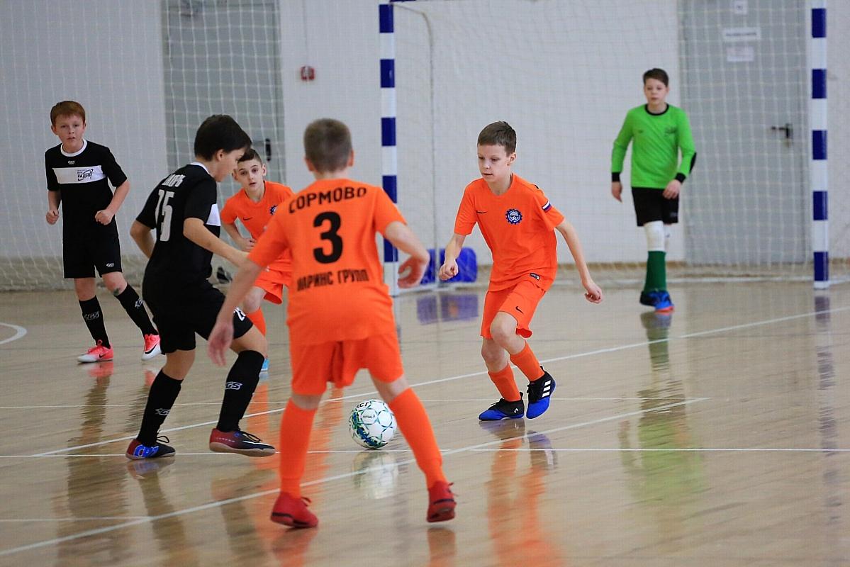 Определены сильнейшие футбольные команды Нижнего Новгорода
