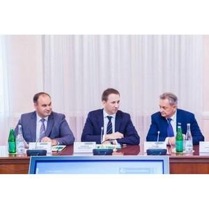 Ставропольский РФ РСХБ провел дирекцию в Ставропольском государственном аграрном университете