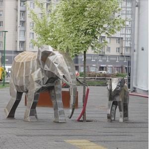 Губернатор Петербурга посетил КДЦ Green Park, строящийся ГК «ПСК»