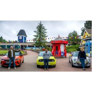 Top Gear озобновил съемки программы