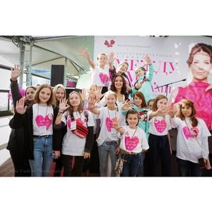 Состоялся пятый благотворительный фестиваль «Между нами, девочками»!