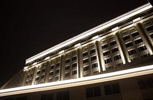 """Оборудование """"IntiLED"""" в архитектурной подсветке ЖК """"Александрия"""" в г. Санкт-Петербург"""