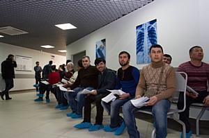 Представлены итоги первого исследования по вопросам туберкулеза и ВИЧ-инфекции среди мигрантов