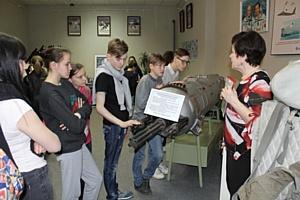Экскурсия на оборонное предприятие для кировских школьников