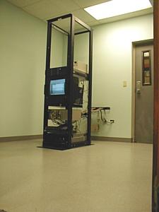 Антистатическое оснащение серверных комнат