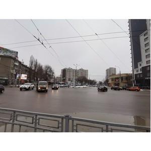 ОНФ просят власти Воронежа сделать безопаснее перекресток на Заставе
