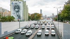 Выставка городской техники на Дне города