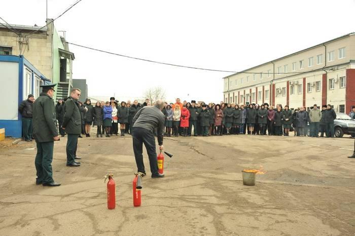В Смоленской таможне прошло командно-штабное учение