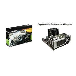 Inno3D GeForce Titan – самая мощная в мире одночиповая видеокарта