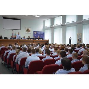 Сергей Плахих представил нового руководителя УВД по Зеленоградскому административному округу