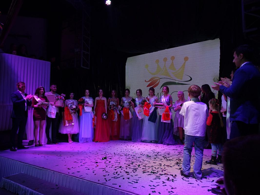 Состоялся конкурс красоты и таланта «Мисс РАНХиГС – 2018»