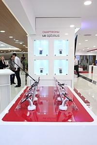 LG Electronics открывает фирменный флагманский магазин в Москве