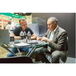 Flamax на водном конгрессе представил технологию сборных резервуаров