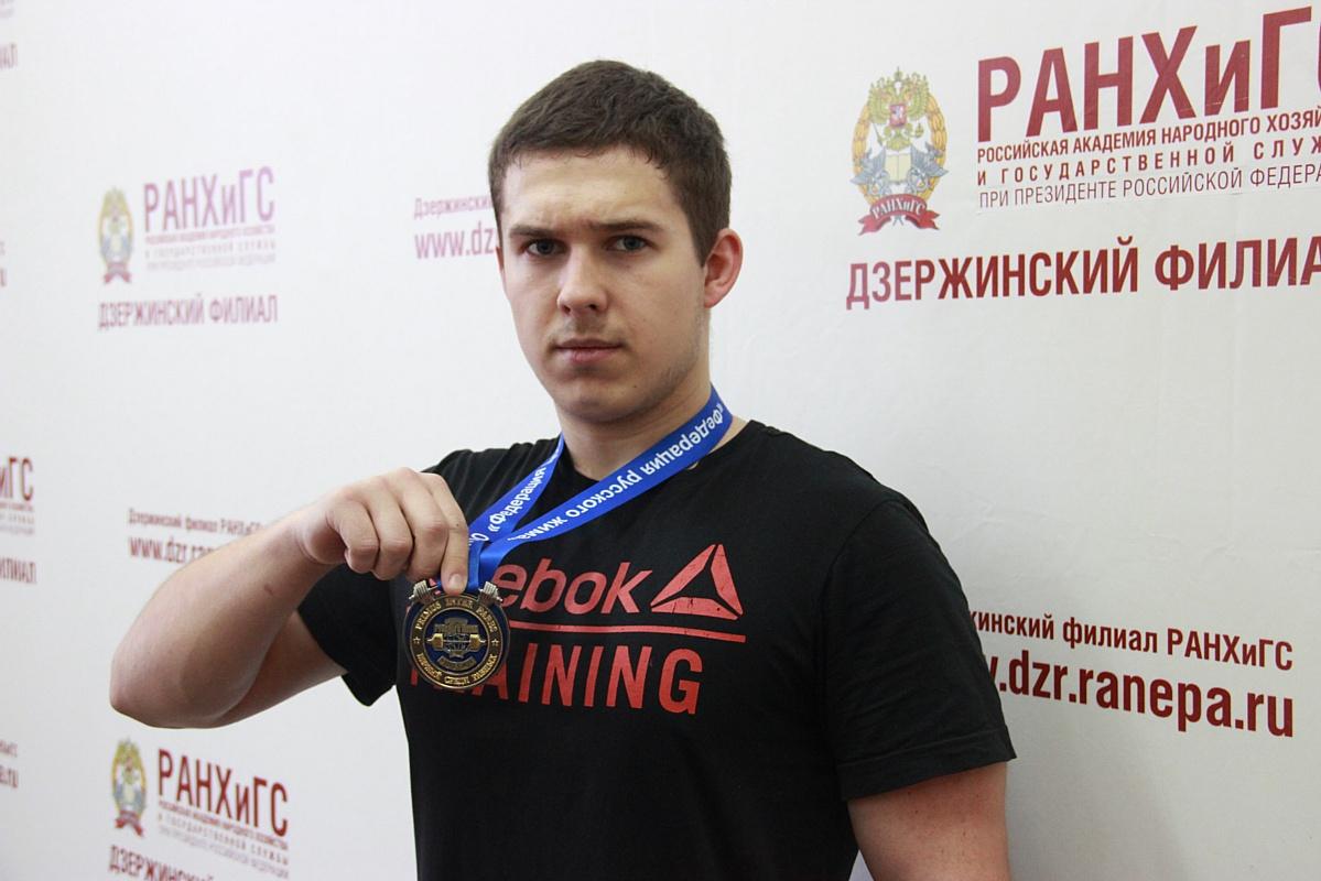 Студент РАНХиГС стал серебряным призером мастерского турнира «Владимирская Русь 2017»