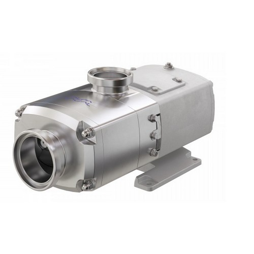 Improve process economy with new lower-flow Twin Screw Pumps