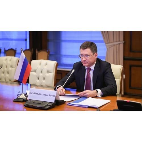 А. Новак принял участие в министерской встрече стран ОПЕК и не-ОПЕК