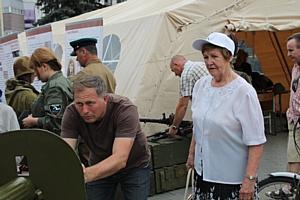 Челябинские активисты ОНФ почтили память погибших на фронтах Великой Отечественной войны