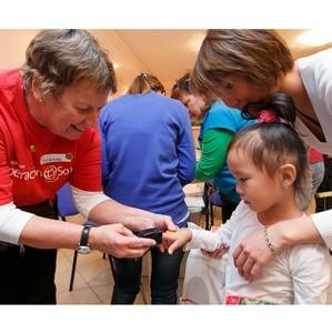 Счастье и здоровье малышей вместе с Pampers!