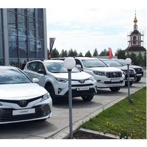 «Балтийский лизинг» выступил партнером тест-драйва внедорожников четырех марок