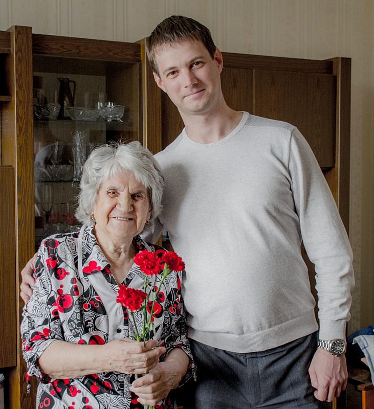 Поздравления ветеранов Великой Отечественной войны
