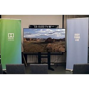 Oled-телевизор LG 77C9 с цветокоррекцией и мастерингом Dolby Vision