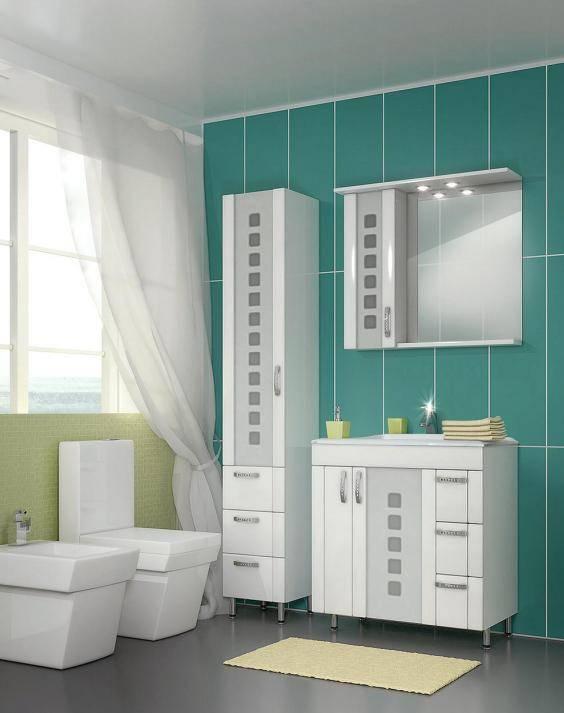Мебель для ванной комнаты по выгодной цене