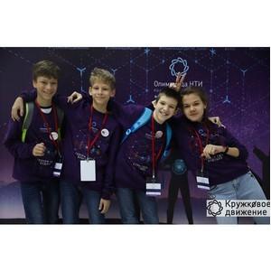 В Волгограде назвали лидеров олимпиады Кружкового движения НТИ.Junior