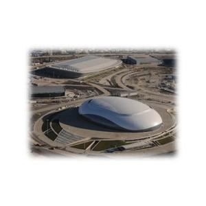 Ледовый дворец «Большой» в Сочи выдержит 9-балльную «тряску»