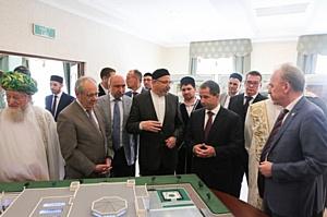 Ректор КФУ Ильшат Гафуров принял участие в обсуждении будущего Болгарской исламской академии.