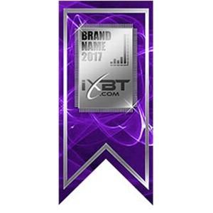 Merlion – «Лучший дистрибьютор года-2017» по версии аудитории iXBT.com