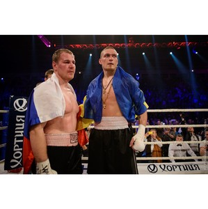 Будет ли бой-реванш между Усиком и Князевым?