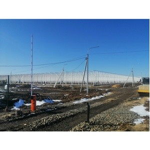 Тамбовэнерго обеспечило энергоснабжение тепличного комплекса