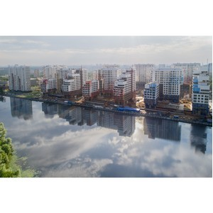 «Метриум Групп»: Темпы вывода новых проектов на набережных Москвы-реки упали в 4 раза