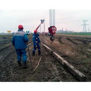 Белгородские энергетики награждены за ликвидацию последствий ледяного дождя в Краснодарском крае