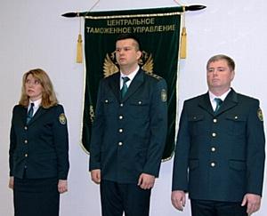 Сотрудники Московской областной таможни приняли присягу