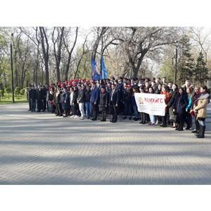 Студенты ЮРИУ РАНХиГС приняли участие в автопробеге «Память поколений»