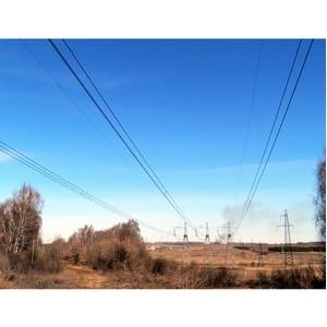 Энергетики филиала «Чувашэнерго» готовятся  к пожароопасному периоду