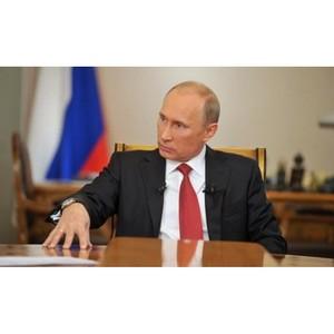Путин: Пересмотра срока службы в армии не будет