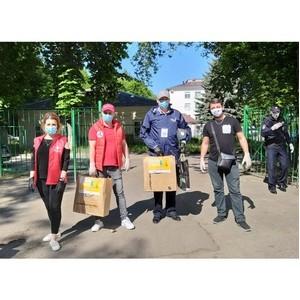 Более 16 тысяч жителей КБР получили помощь волонтеров акции #МыВместе