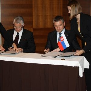 МИБ и Словакия усиливают инвестиционное сотрудничество