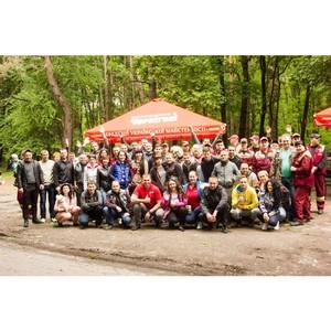 В Киеве экобренд «Чернігівське» воплотил очередной проект программы «Будуймо ЕКО Україну разом!»