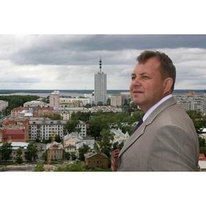 Виктор Павленко: Поморье – опорная зона России в Арктике