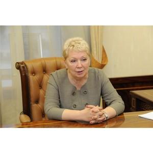 Ольга Васильева встретилась с руководителями ведущих педагогических вузов страны