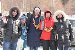 Самый лыжный день