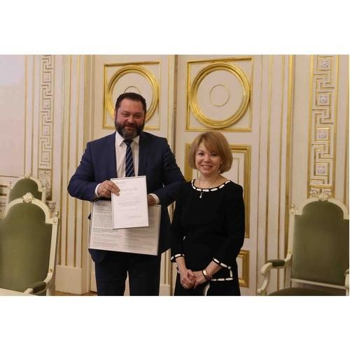 Smurfit Kappa RUS подписала Зеленый кодекс предприятий Петербурга