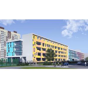 В сентябре девелопер Новых Ватутинок откроет вторую школу