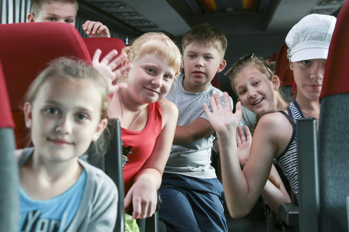Стойленский ГОК организует детский отдых