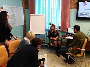 В Кузбассе набирает обороты работа кейс-клуба «Комьюнити»