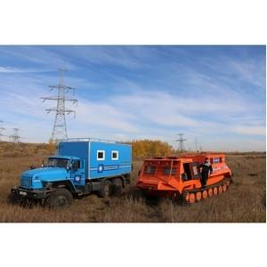 ПАО «ФСК ЕЭС» обеспечило спецтехникой строящиеся для ВСТО и БАМа энергообъекты